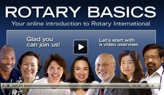 Rotary Basics Video